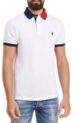 Polo Ralph Lauren Logo Collar Polo Shirt