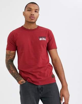 Levi's Levis Skateboarding Skateboarding Graphic t-shirt in red