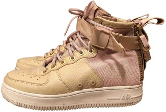 Nike SF Air Force 1 Other Leather Trainers