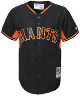 Majestic San Francisco Giants Replica Jersey, Big Boys (8-20)