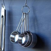 Williams Sonoma Open Kitchen Stainless-Steel Measuring Cups
