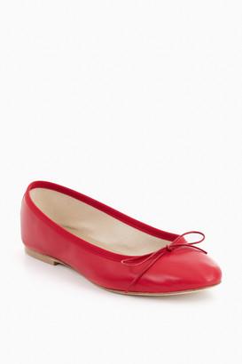 Anniel Black Classic Ballerina Flats