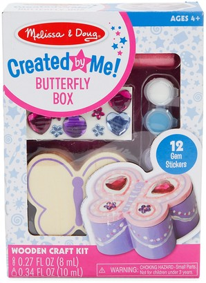 Melissa & Doug Created By Me Butterfly Box