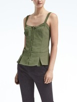 Banana Republic Button-Front Cami