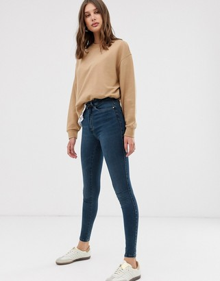 Only high waist skinny jean