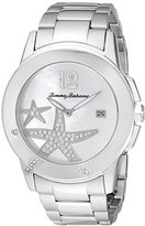 Tommy Bahama Swiss Women's TB4045 Bimini Starfish Mother-Of-Pearl Analog Watch