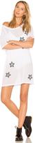 MinkPink X REVOLVE Stars & Mesh Tee Dress