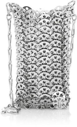 Paco Rabanne Mini X 1969 Metallic Crossbody Bag