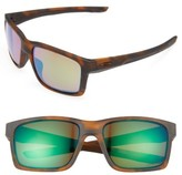 Oakley Men's Mainlink 57Mm Polarized Sunglasses - Brown