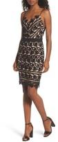Adelyn Rae Women's Whitney Lace Sheath Dress