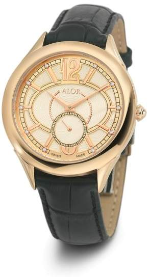 Alor VALENTI White Dial 38mm Womens Watch