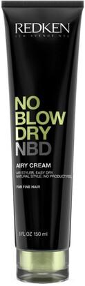 Redken No Blow Dry Airy Cream Fine