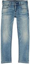 Scotch Shrunk Cotton-Blend Skinny Jeans