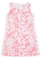 Lilly Pulitzer Little Girl's & Girl's Mini Mila Shift Dress