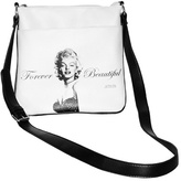 Monroe Women's Marilyn Forever Beautiful Messenger Bag MR811