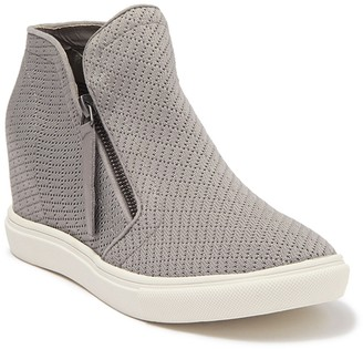 Madden-Girl Preston Knit Wedge Sneaker