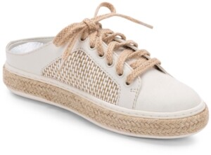 Dolce Vita Lian Lace-Up Slip-On Sneakers Women's Shoes