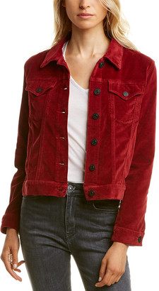 Hudson Classic Fitted Trucker Jacket