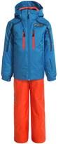 Phenix Norway Alpine Team Ski Jacket and Pants Set - Waterproof, Insulated, Blue-Orange (For Little and Big Boys)