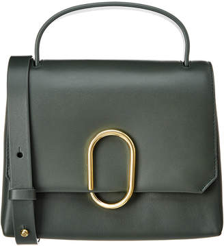 3.1 Phillip Lim Alix Mini Top Handle Leather Satchel