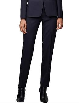 HUGO BOSS Slim-Fit Trousers In Stretch Virgin Wool