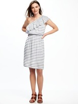 Old Navy One-Shoulder Swing Dress for Women