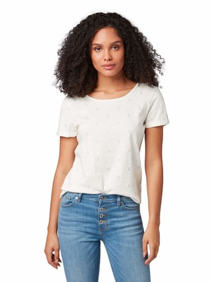 Tom Tailor Casual Women's Bedrucktes T-Shirt