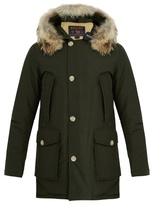 Woolrich John Rich & Bros. Arctic Fur-trimmed Down Parka