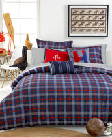 Tommy Hilfiger Boston Plaid King Comforter Set