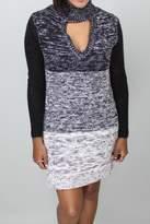MinkPink Spectrum Sweater Dress
