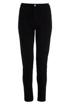 Quiz Black Skinny High Waist Jeans