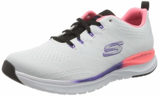 Skechers ULTRA GROOVE PURE VISION Girl's Low-Top Trainers