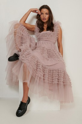 NA-KD Tulle Dress