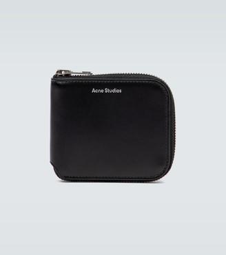 Acne Studios Kei S leather wallet