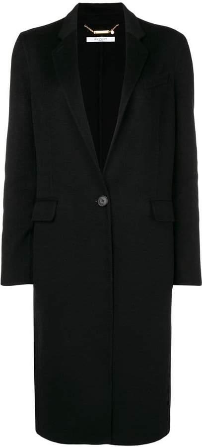 Givenchy longline coat