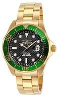 Invicta Men's 14358 Pro Diver Analog Display Swiss Quartz Watch
