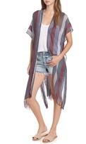 Sole Society Women's Knit Duster Kimono