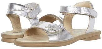 Old Soles Star Born (Toddler/Little Kid) (Silver/Glam Argent) Girl's Shoes