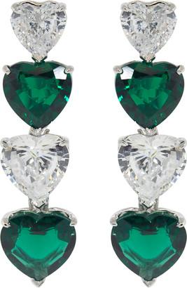 FANTASIA Heart Earrings