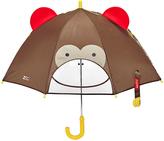 Skip Hop Monkey Little Kid Zoobrella Umbrella