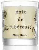Miller Harris Noix de Tubéreuse Candle 185g