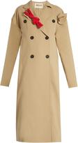 Awake Oversized double-breasted coat