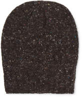 Anderson & Sheppard - Donegal Wool And Cashmere-blend Beanie