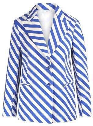Dries Van Noten Denim striped blazer