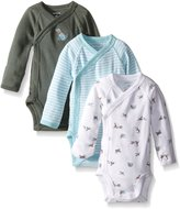 Carter's Baby Boys' 3 Pack Side Snap Bodysuits (Baby) - 9M