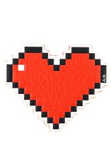 Anya Hindmarch heart sticker - women - Calf Leather/Goat Skin - One Size