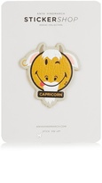 Anya Hindmarch Capricorn zodiac small sticker