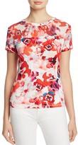 Karen Millen Floral-Print Tee - 100% Exclusive