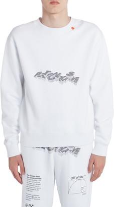 Off-White 3D Pencil Slim Sweatshirt