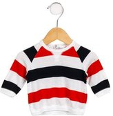 Petit Bateau Boys' Striped Long Sleeve Shirt
